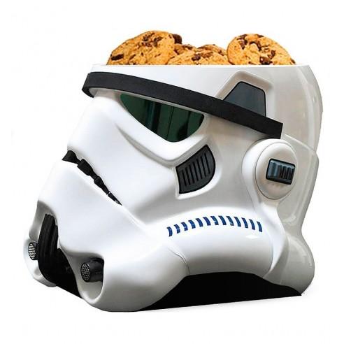 Bote para Galletas Star Wars Stormtrooper