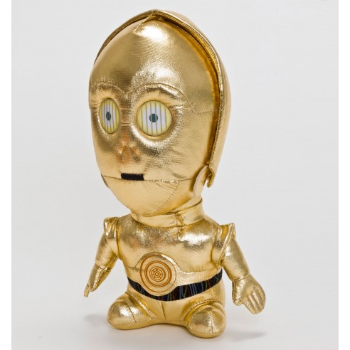 Peluche Star Wars C-3PO 23 cm