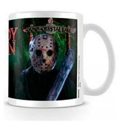 Taza Original Freddy vs Jason