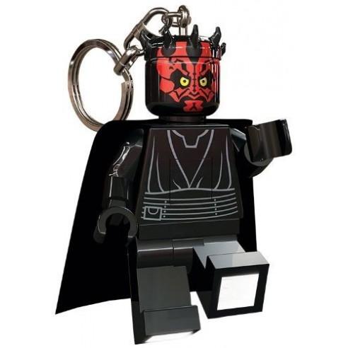 Linterna Eléctrica Llavero Lego Star Wars Darth Maul