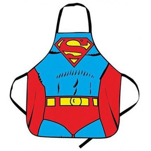 Delantal Original Superman