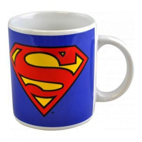 Taza Escudo Superman
