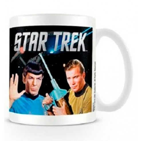 Taza Star Trek - Kirk y Spock