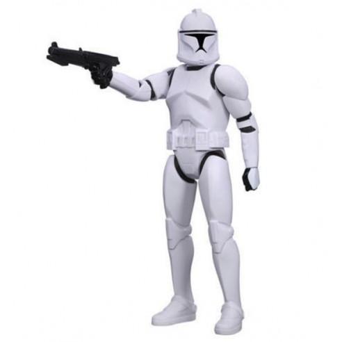 Figura Star Wars 30 cm. Stormtrooper Episodio II - Hasbro