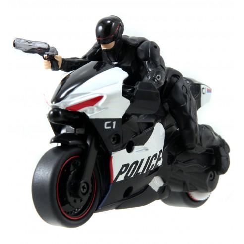 Vehículo Robocop Police Cruiser