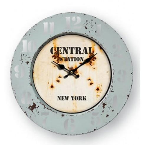 Reloj Pared Central Station