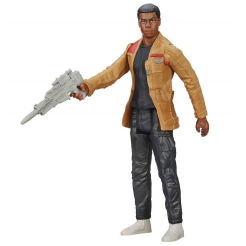 Figura Star Wars Ultimate 30 cm. Finn (Jakku) Episodio VII