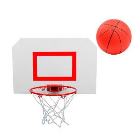 Kit Canasta Baloncesto de Interior