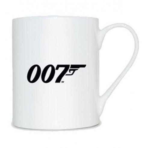 Taza James Bond Logotipo 007