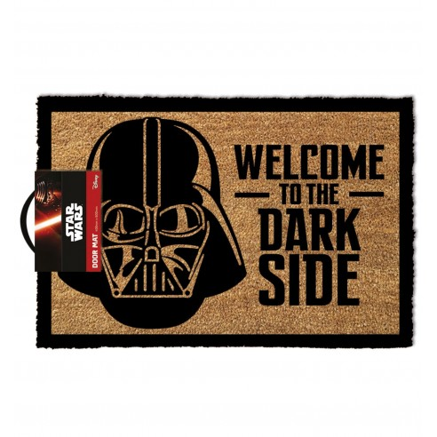 Star Wars Felpudo Welcome To The Dark Side 40 x 60 cm