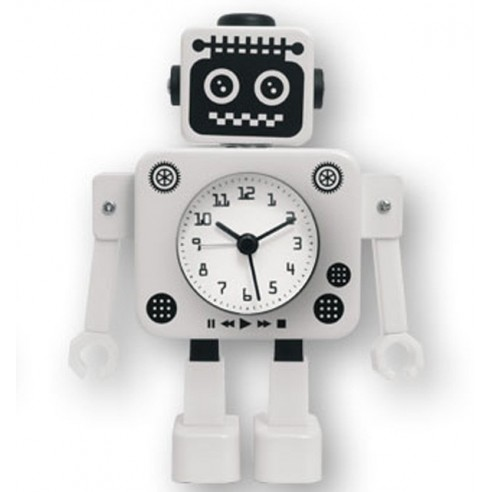 Despertador Robot
