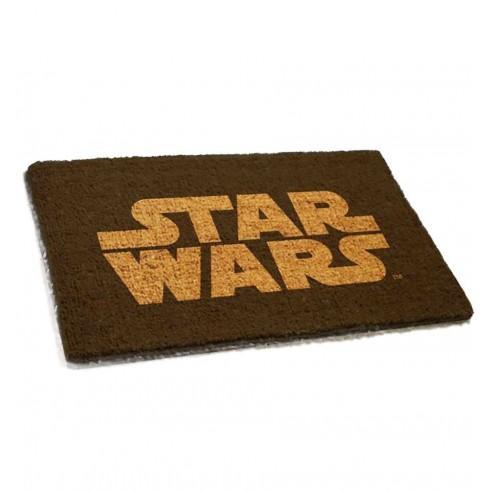 Felpudo Logo Star Wars Fibra de Coco
