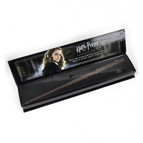 Varita Mágica Harry Potter Luz Hermione