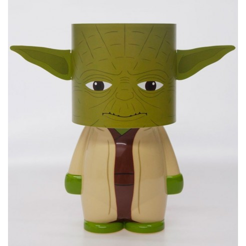 Lámpara Look-ALite LED Luz Ambiente Star Wars Yoda