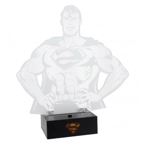 Lámpara LED Superman