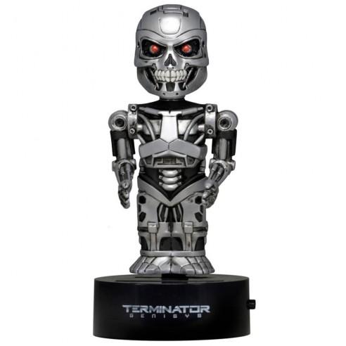Figura Solar Terminator Endoesqueleto