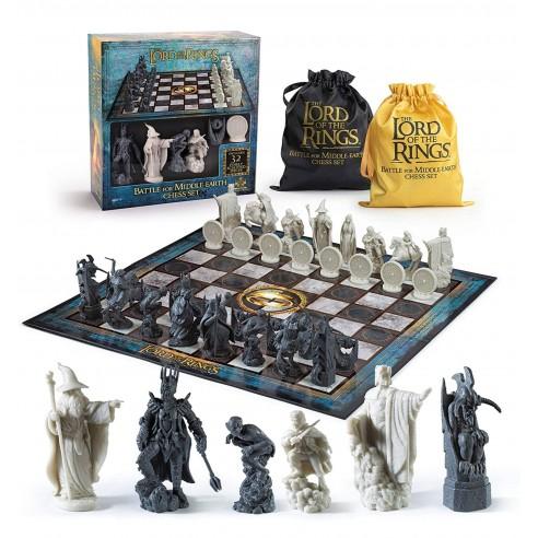 Set ajedrez El Señor de los Anillos