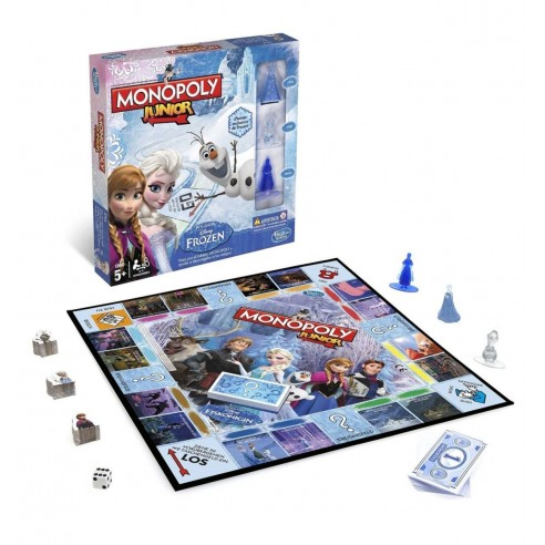 Monopoly Frozen Junior