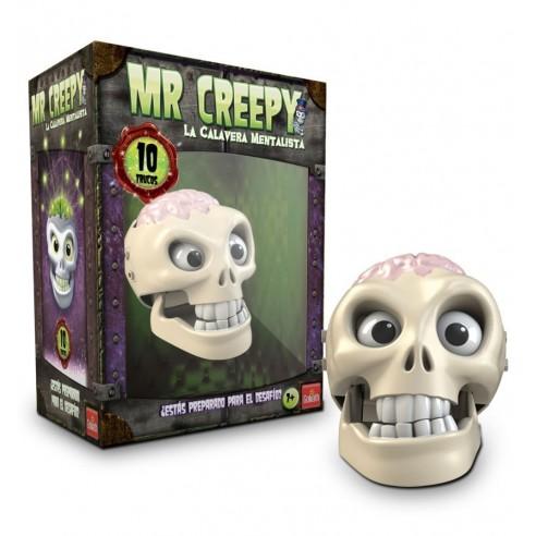 Mr. Creepy La Calavera Mentalista