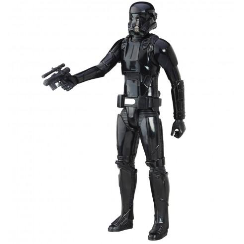 Figura Star Wars 30 cm. Rogue One Soldado De La Muerte Imperial