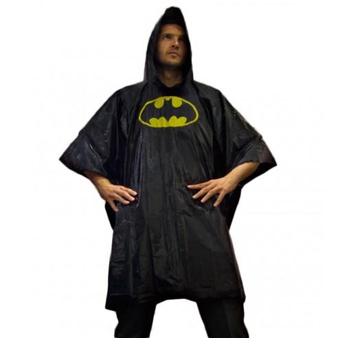Poncho Logo Batman