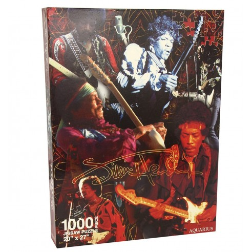 Puzzle Jimi Hendrix 1.000 piezas
