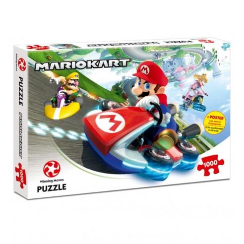 Puzzle Mario Kart 1.000 piezas