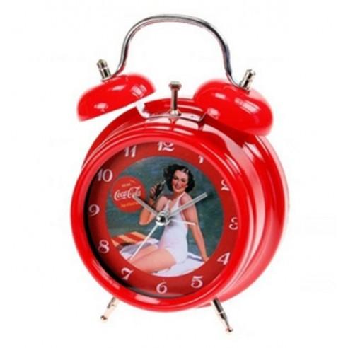 Reloj Despertador Coca Cola