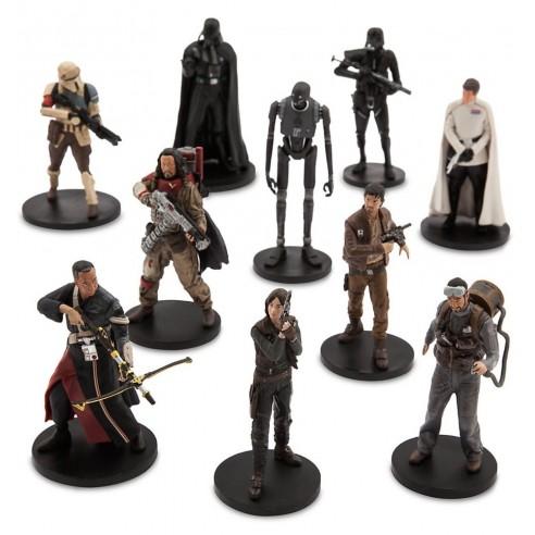Conjunto 10 Figuras de Lujo Rogue One: Una historia de Star Wars