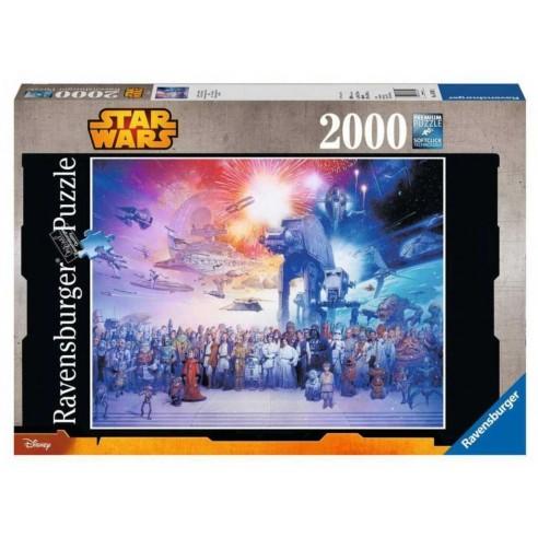 Puzzle Star Wars Universe 2.000 piezas