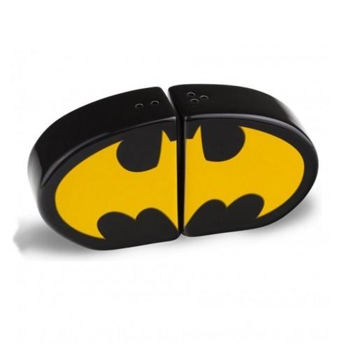 Salero y Pimentero Batman Logo