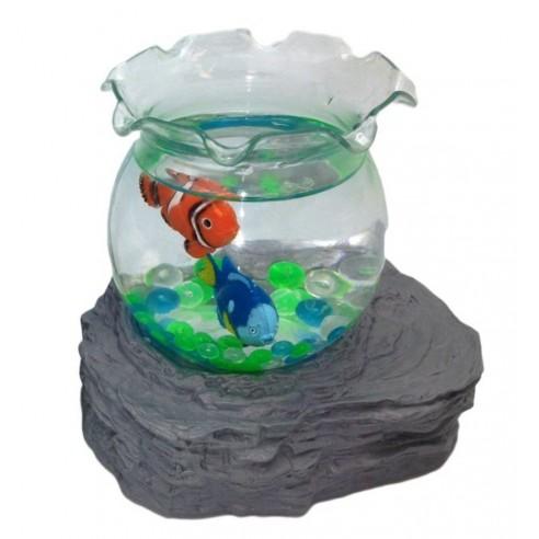 Mini Pecera Nemo y Dory