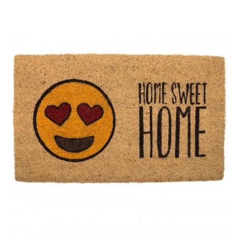 Felpudo Fibra de Coco - Home Sweet Home