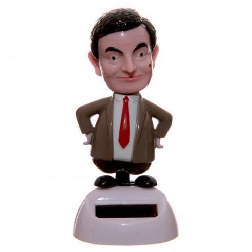 Figura Solar con Movimiento Mr. Bean
