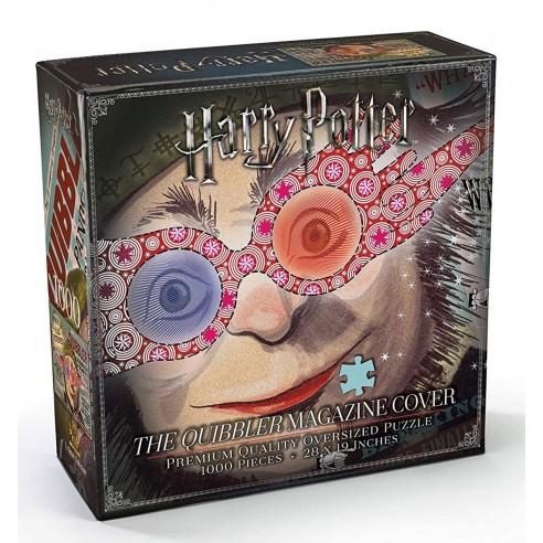 Puzzle Harry Potter Quibbler 1.000 piezas