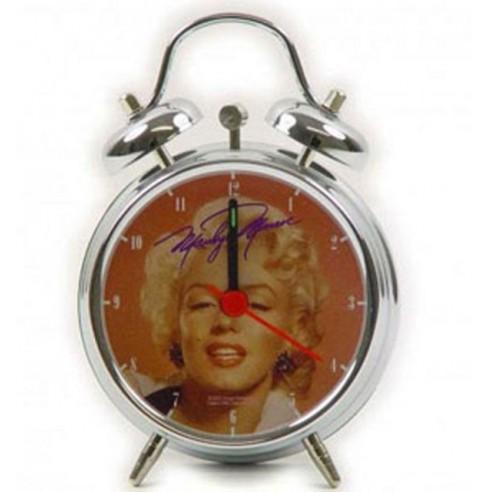 Despertador Marilyn Monroe Rosa