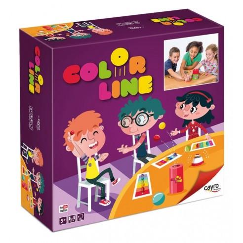 Juego Color Line