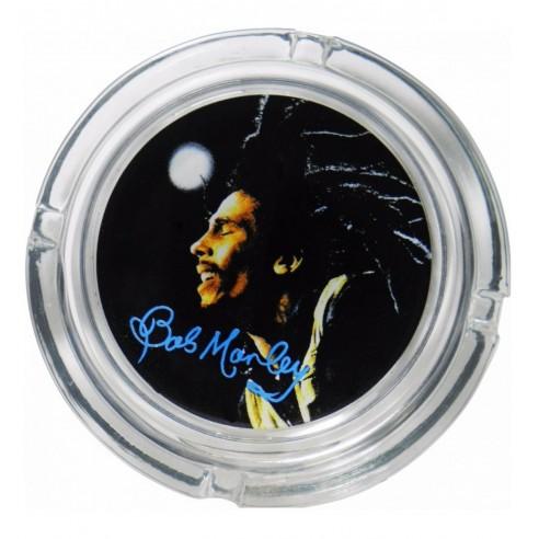 Cenicero cristal Bob Marley