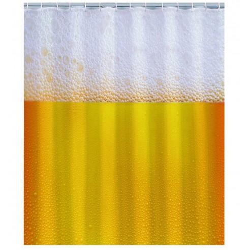 Cortina Baño Cerveza