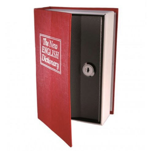 Caja Fuerte Diccionario Inglés