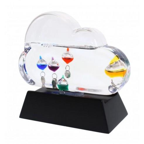 Termómetro Galileo Nube