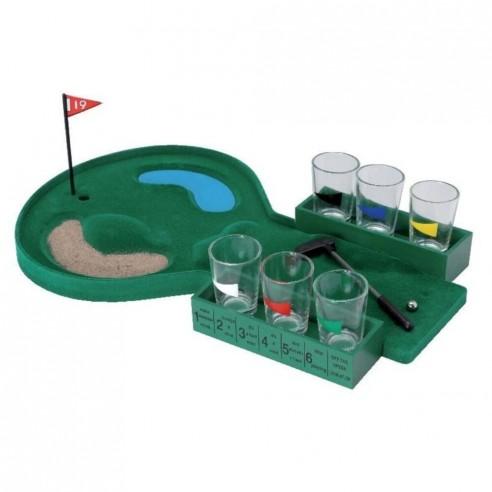 Juego de Golf Chupitos