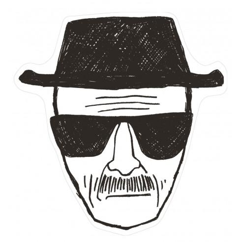 Alfombra Breaking Bad Heisenberg