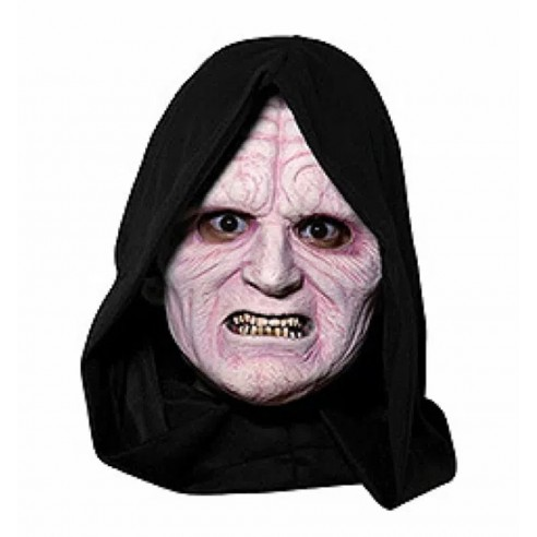 Máscara de Vinilo Emperador Palpatine