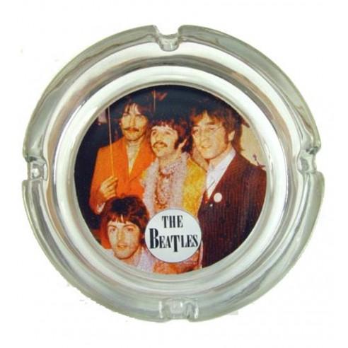 Cenicero cristal The Beatles