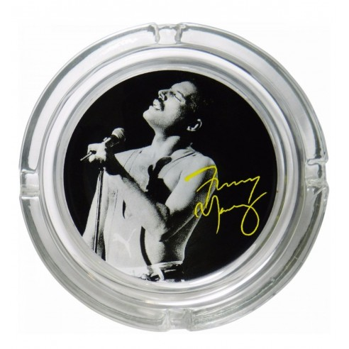 Cenicero Cristal Freddie Mercury