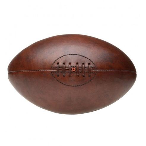 Balón de Rugby Vintage