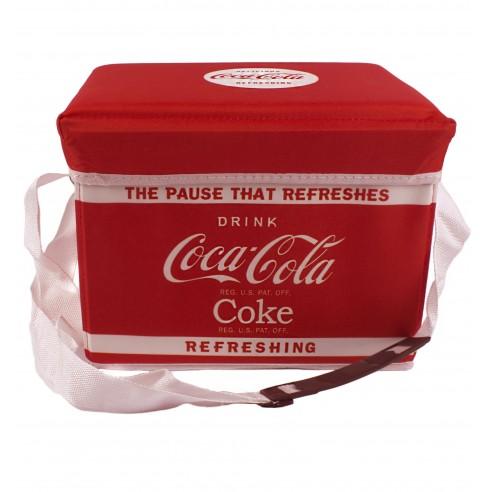 Bolsa Nevera Portátil Coca Cola