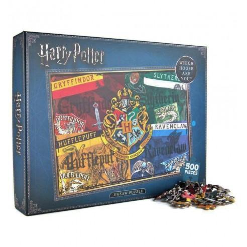 Puzzle Harry Potter House 500 piezas