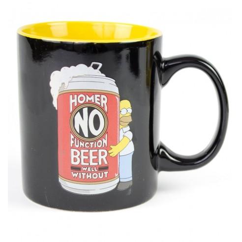 Taza Los Simpson Homer - No Funtion